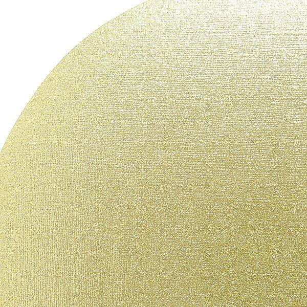 グリッター プレート 21cm ニューゴールド