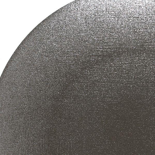 グリッター プレート 28cm ダークグレイ