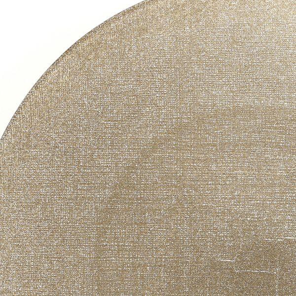 グリッター プレート 35cm ジンジャー