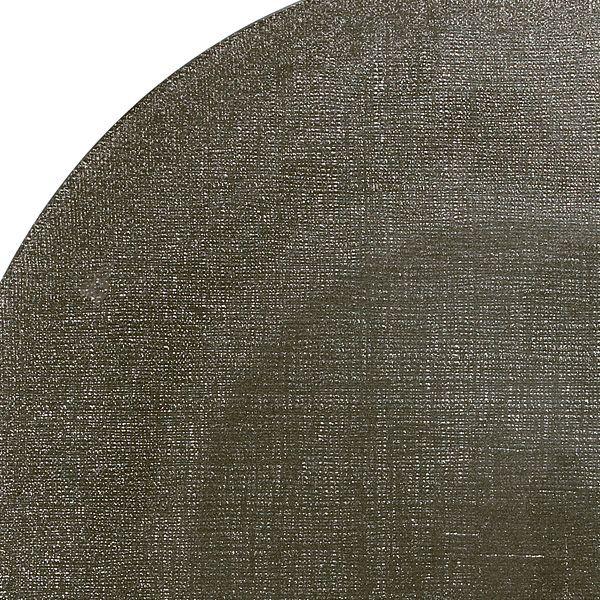 グリッター プレート 35cm ダークグレイ