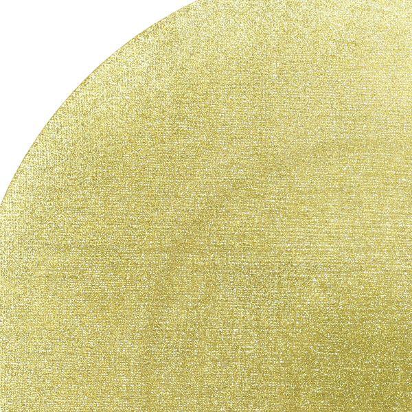 グリッター プレート 35cm ニューゴールド