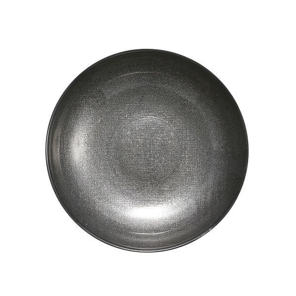 グリッター ボウル 18cm ダークグレイ
