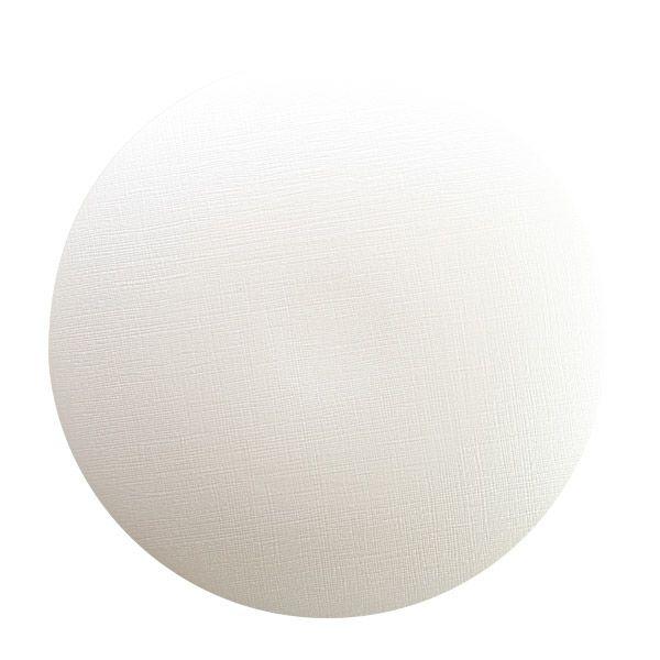 グリッター プレート 28cm ホワイト